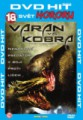 VARAN vs COBRA dvd
